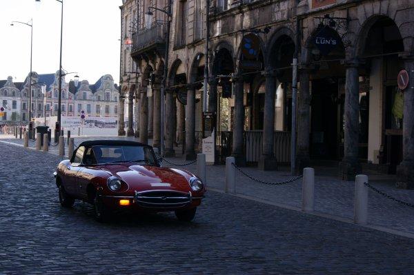 Jaguar Type E S2 1968