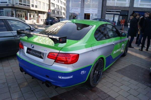 Alpina B3 E92 GT3 2011