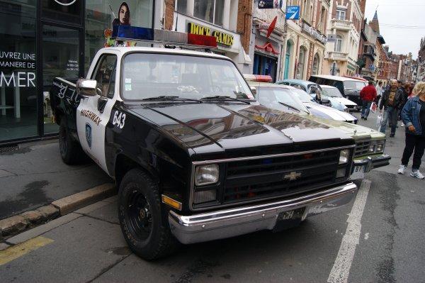 Chevrolet C10 1984