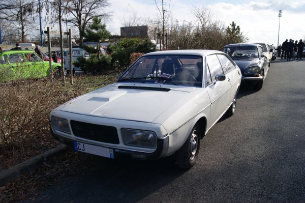 Renault 15 1976
