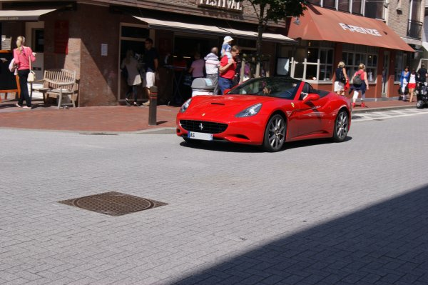 Ferrari California 2008