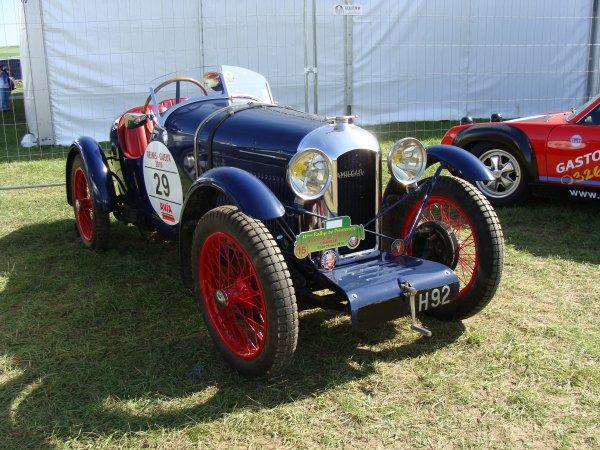 Amilcar CGSS 1927