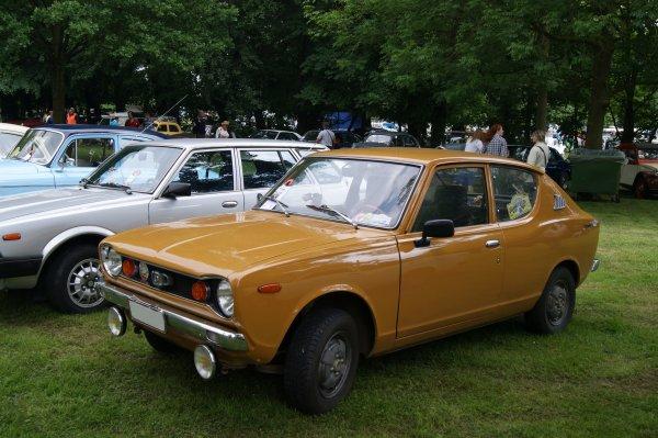 Datsun Cherry E10 100A 1970