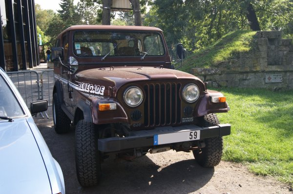 Jeep CJ7 Renegade 1982