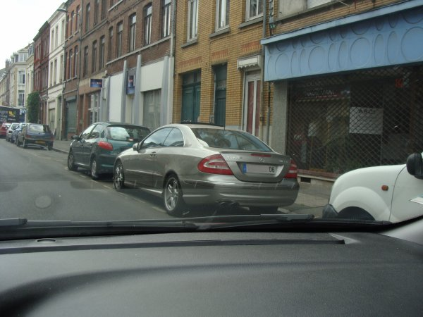 Mercedes CLK C209 55 AMG 2004