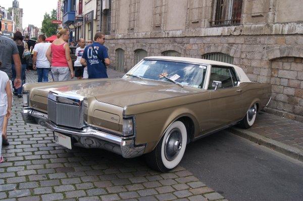 Lincoln Continental MK III 1969