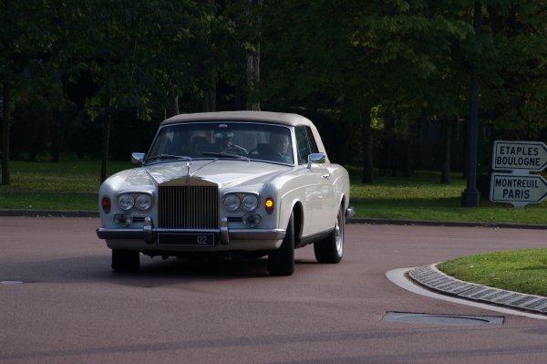 Rolls Royce Corniche 1974