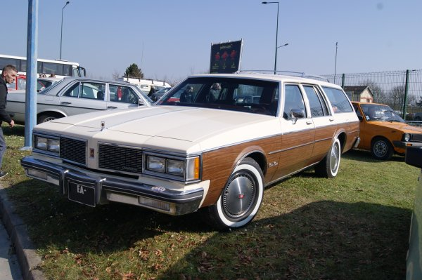 Oldsmobile Custom Cruiser 1984