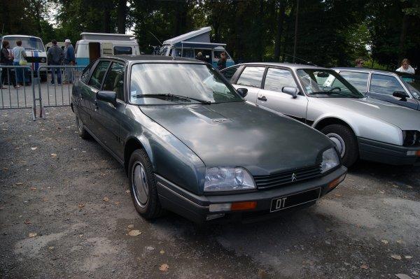 Citroën CX 25 GTI Turbo 2 1985