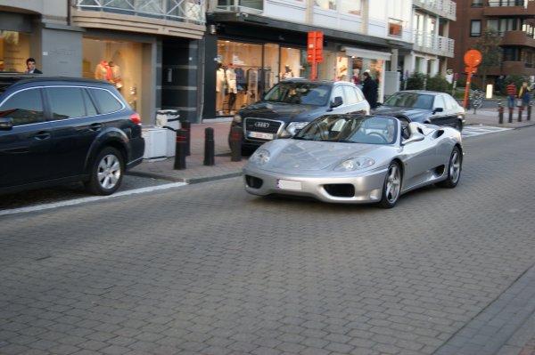 Ferrari 360 Spider 2000