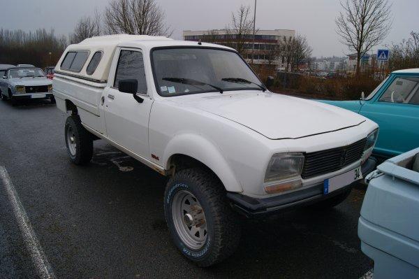 Peugeot 504 Dangel 1984