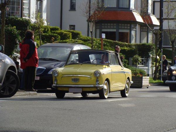 Autobianchi Eden Roc 1965