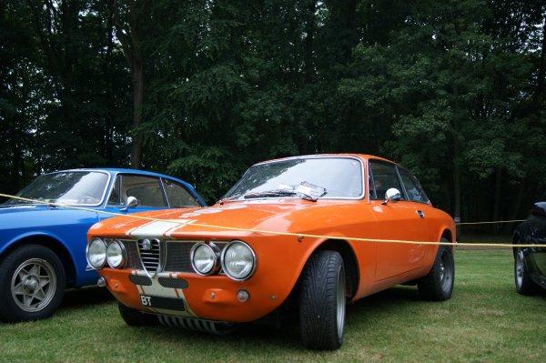 Alfa Romeo Giulia GT Junior S4 1974