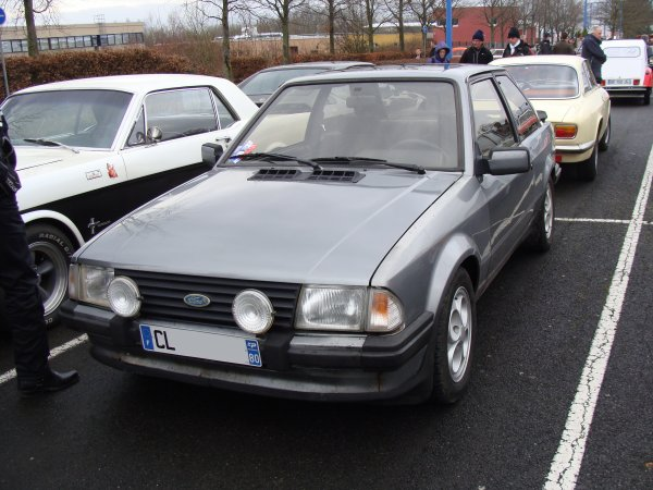 Ford Escort XR3i 1982