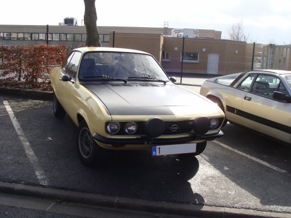 Opel Manta A 1970