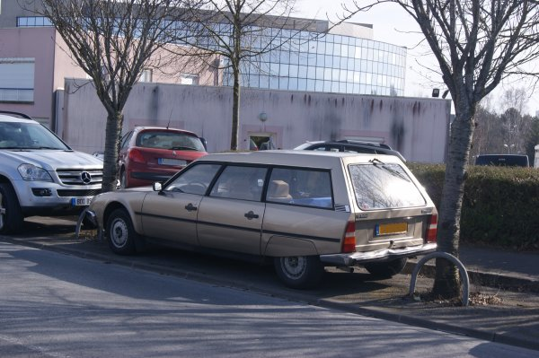 Citroën CX Reflex 1981