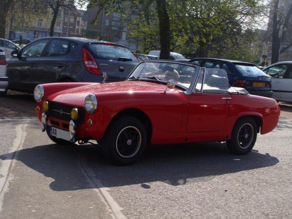 MG Midget MK III 1969