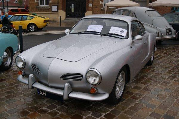 Volkswagen Karmann-Ghia Type 14 1969