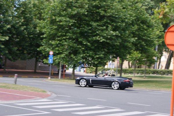 Jaguar XKR X150 2006