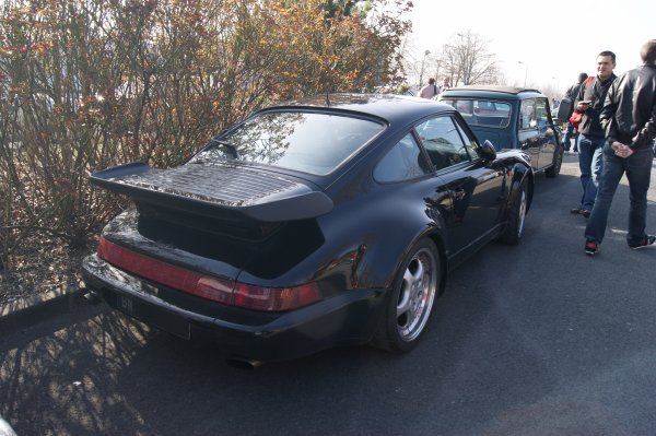 Porsche 964 Turbo 1990