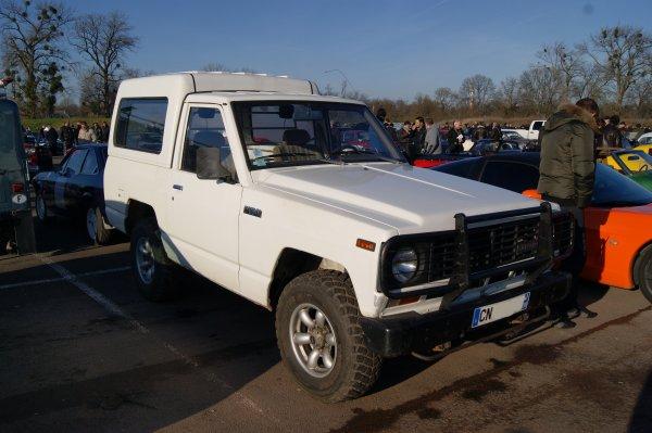 Datsun Patrol 1980