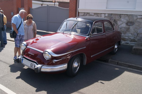 Panhard PL 17 1962