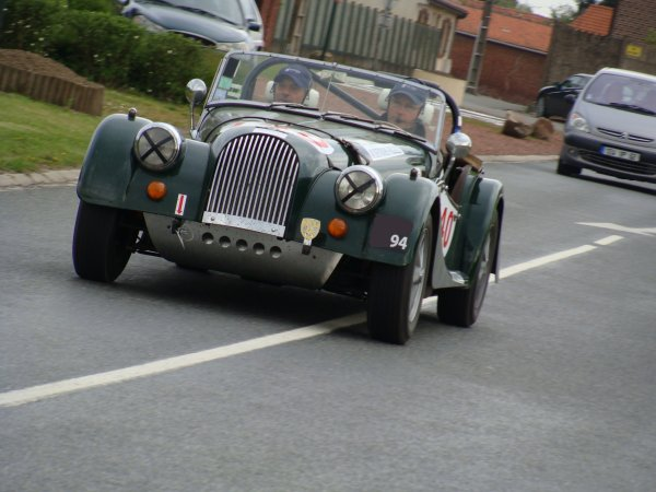 Morgan Plus 8 1976