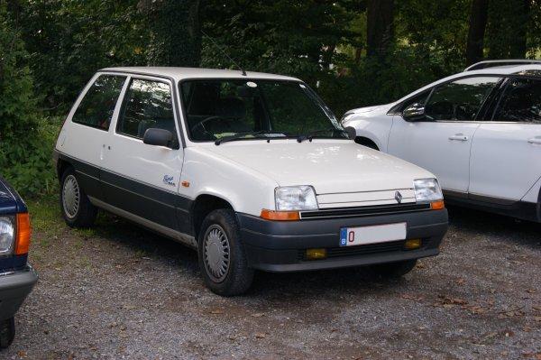 Renault 5 Prima 1990