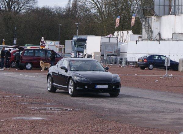 Mazda RX8 2002