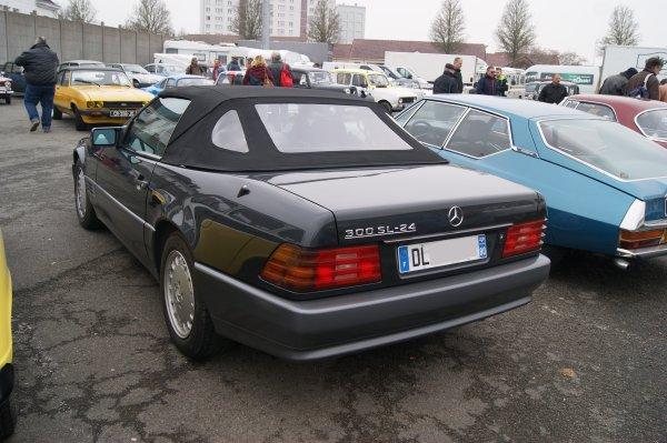 Mercedes 300 SL-24 R129 1989