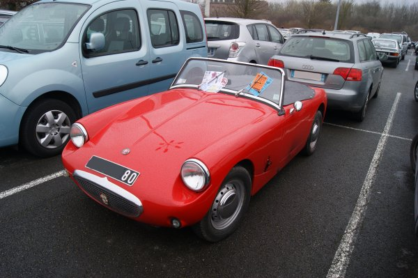 Austin-Healey Sprite MK I Ashley