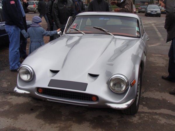 TVR Tuscan 1971