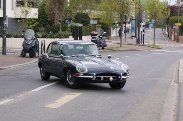 Jaguar Type E S1 2+2 1966