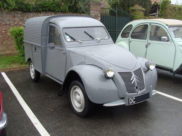 Citroën 2 CV AZU 1959