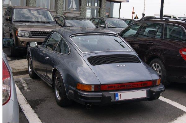 Porsche 911 S 1973