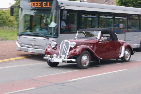 Citroën Traction 11BL 1938