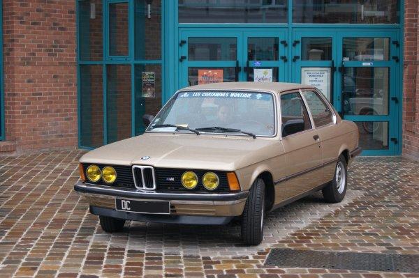 BMW 318 E21 1979
