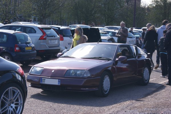 Alpine V6 Turbo 1985