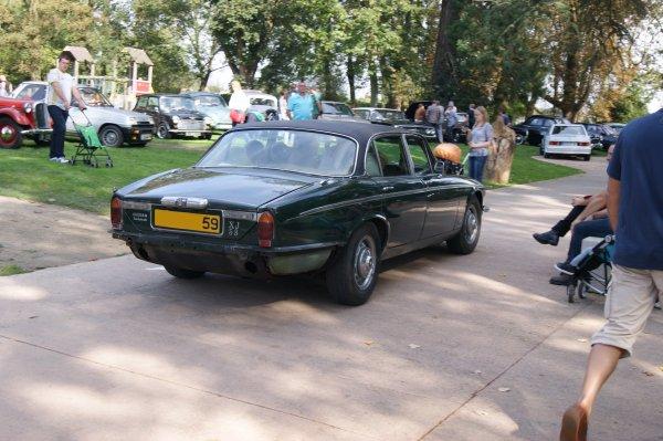 Jaguar XJ12 S2 1973