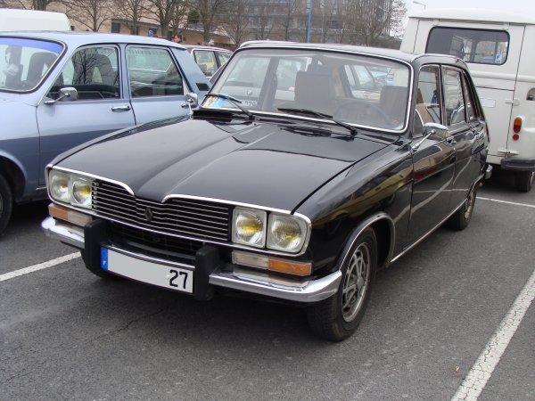 Renault 16 TX 1975
