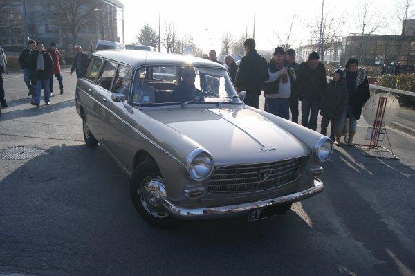 Peugeot 404 1969