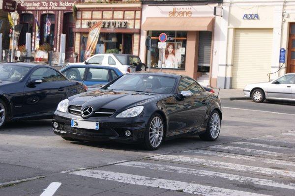 Mercedes SLK R171 55 AMG 2006