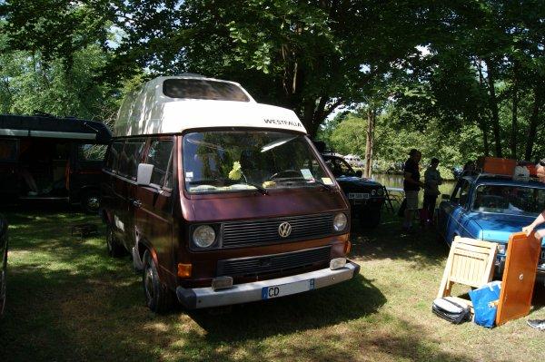 Volkswagen Transporter T3 Westfalia 1982