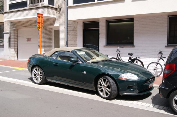 Jaguar XK X150 2006