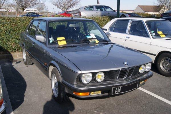 BMW 520 E28 1981