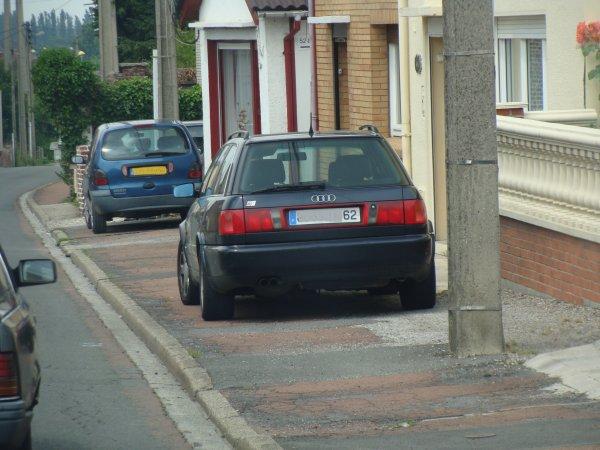 Audi S6 C4 Avant 1995