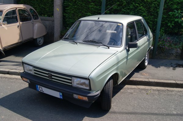 Peugeot 104 GLS 1986