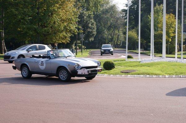 Fiat 124 Spider Europa 1982