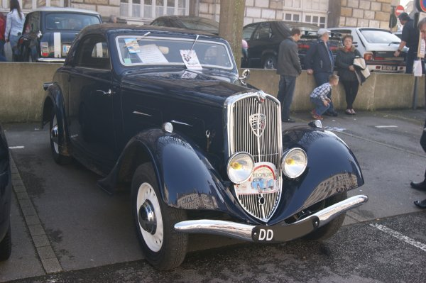 Peugeot 301 D 1934