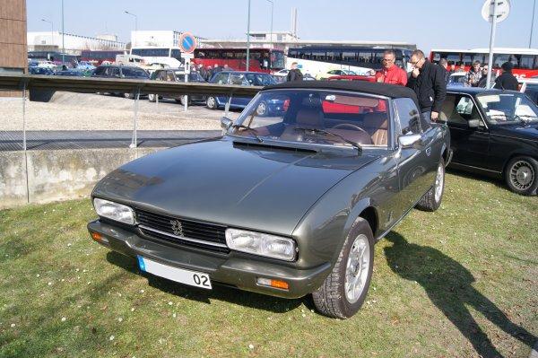Peugeot 504 Cabriolet 1980